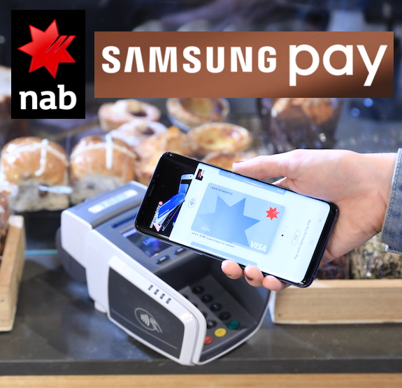 Samsung Pay Wins Race To 'Big 4' Oz Banks