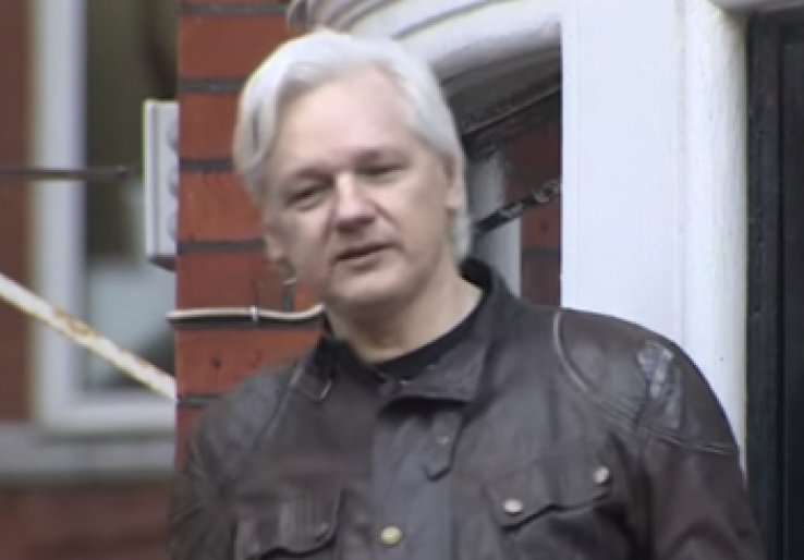 Ecuador: U.K. guarantees for Assange to leave embassy