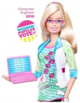 Does Barbie know Linux?