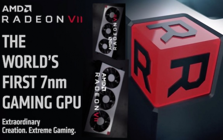 AMD Radeon VII 7nm gaming GPU unveiled, priced at Rs 54,990