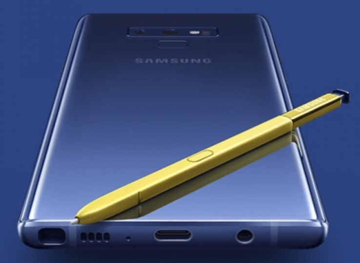 A Samsung Galaxy Note 9 Has Allegedly Caught Fire
