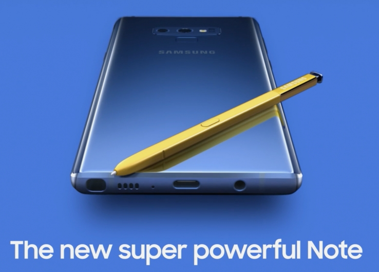 Samsung accidentally leaked the Galaxy Note 9 again