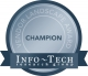 Yellowfin declared Champion in consecutive Info-Tech Business Intelligence Vendor Landscapes