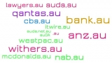 Open second-level .au domains - cui bono?
