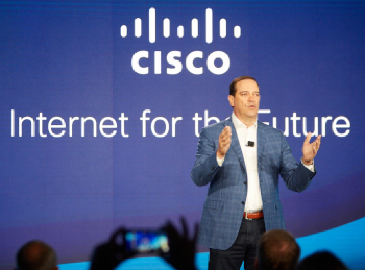 Cisco Debuts Next Internet Strategy and Innovation
