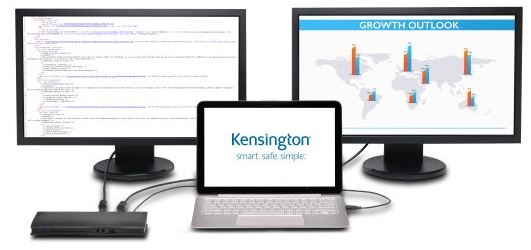 Kensington SD400P dual monitor