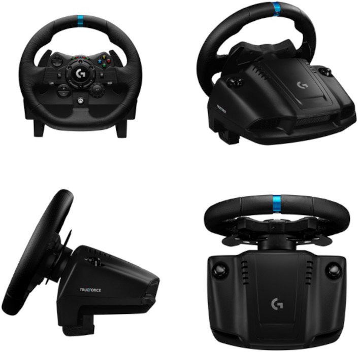 logitech trueforce sim racing
