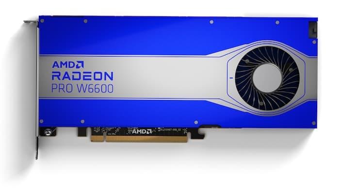 ITWIRE AMD RADEON PRO W6600