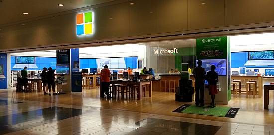 SF Windows Store