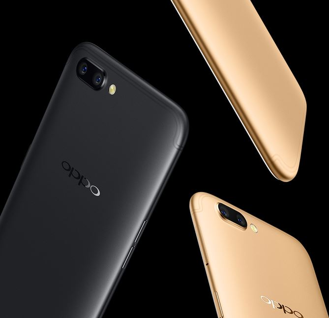 OPPO R 11 end