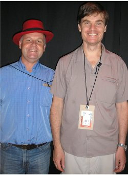 Bob Edwards and Andrew Tridgell