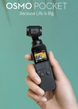 Speeding up osmosis: picturing DJI's Osmo and Mavic Air for tech-savvy Mums