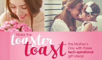 Last minute Mother's Day tech gifts guide!