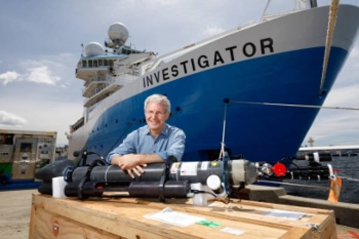 CSIRO undertakes voyage to understand ocean impact on climate
