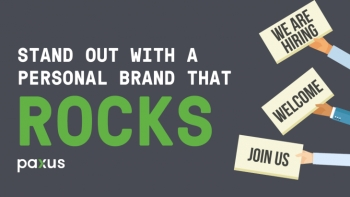 Stand out with a personal brand that rocks