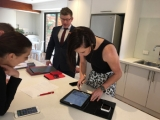 First Vic electronic property auction contract done