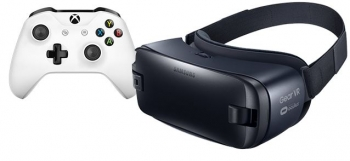 Xbox One Wireless Controller to support Samsung Gear VR