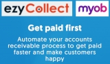 ezyCollect for chasing unpaid invoices now works with MYOB Essentials