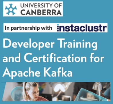 Instaclustr and Canberra Uni establish partnership for open-source software training, certification, research and development