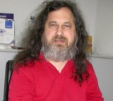 Free Software Foundation chief Richard Stallman.