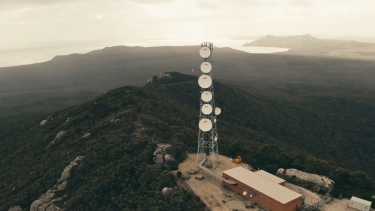 Telstra, Governments invest in $11 million comms upgrade to remote Tasmanian islands