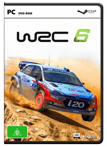 Game Review: WRC 6