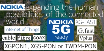 Nokia: Fixing the 'unfixable' wired networks so 5G can 'change everything'