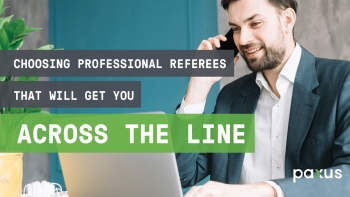 Choosing professional referees that will get you across the line