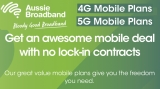 Aussie Broadband's new mobile offering, with 5G, much more data and 2 months free