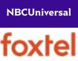 New multi-year content agreement between Foxtel and NBCUniversal