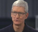 Cook slams 'data industrial complex', says Apple backs federal privacy law