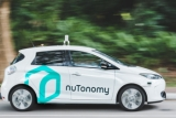 Singapore launches world's first driverless taxi