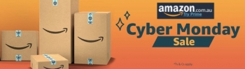 Amazon reports great Black Friday sales and continues with Cyber Monday deals