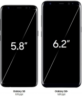 Samsung's Galaxy S8+ – tall, slim and talented