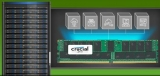 Crucial DDR4, 2666MT/s server memory – get some fast!