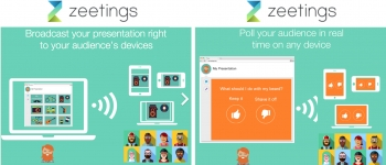 Startup savvy Zeetings sets interactive cloud presentations free