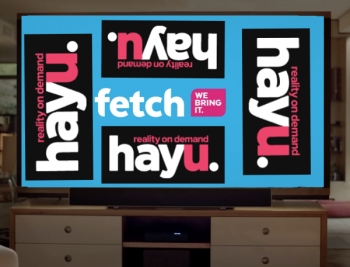Hey you, Fetch TV users, hayu has launched on Fetch