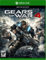 Review: Gears Of War 4 – unrelenting action escalation