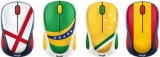 Logitech releases mice for World Cup football fans