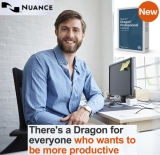 Dragon speech recognition's nuanced journey delivering ever more productivity