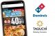 Taguchi and Domino's partnership extends into Japan