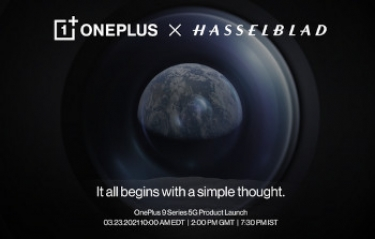 OnePlus ties up with Hasselblad to improve cameras on flagship models