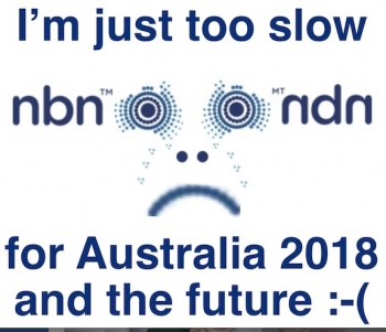 The gigabit fibre NBN is a lost opportunity, when will we build and get it?