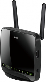 The DWR-956 Wireless AC1200 4G LTE router.