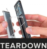 Samsung Galaxy S8 and S8+ teardown