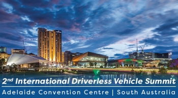 Tomorrow's technology to be showcased at the 2017 International Driverless Vehicle Summit