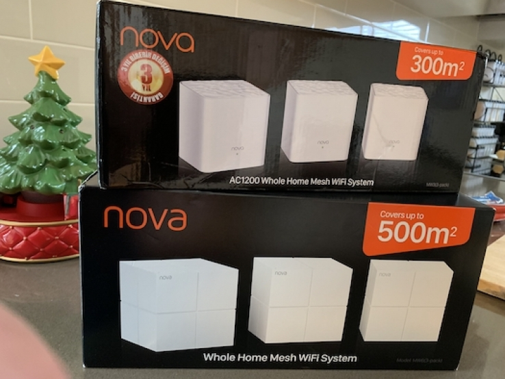 iTWire - Review – Tenda Nova MW3 and MW6 home mesh Wi-Fi systems