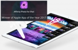 VIDEO: Affinity Photo for iPad - Apple's best iPad app of the year 2017