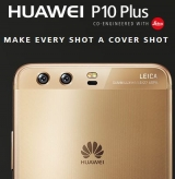 Huawei to launch P10, P10 Plus in Australia on 25 May