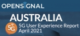 Opensignal's Australian 5G user experience report April 2021 - Telstra the outright winner